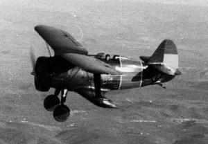 Polikarpov-102 El chato